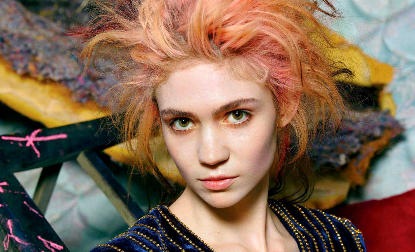 Grimes - ElevtrTrax | Music + Video Blog Beaming From Brooklyn